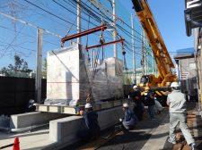 電気設備設置及び解体作業